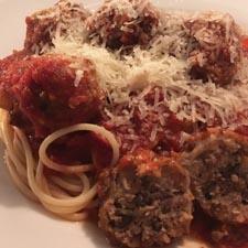 Alice's Spaghetti & Meatballs